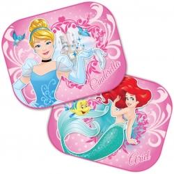 Disney Princess užuolaidėlė nuo saulės, 2 vnt.