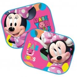 Užuolaidėlė nuo saulės Disney Minnie , 2 vnt.