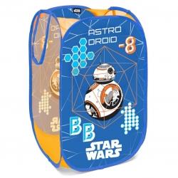 Krepšys  - dėžė žaislams Disney Star Wars