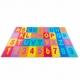 Minkštas spalvingas kilimėlis-dėlionė Multicolor