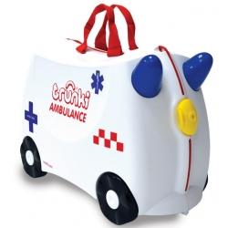 Vaikiškas lagaminas Trunki Ambulance