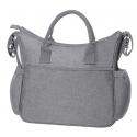 BabyOno So City Grey mamos krepšys + Dovana (vystymo paklotas)