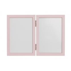 Dvigubas rėmelis įspaudams Tiny Memories Pink
