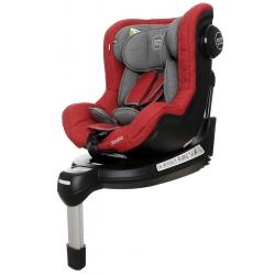 Pasukoma Coto Baby autokėdutė Solario 360° Red IsoFix