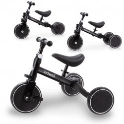 Triratukas - paspirtukas - balansinis dviratukas Pico Black