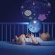 Chicco karuselė Magic Stars su pultu ir garso jutekliu