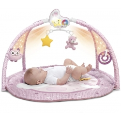 Chicco Enjoy Colours kilimėlis First Dreams Pink