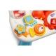 Muzikinis stumdukas - staliukas 2in1 Orange