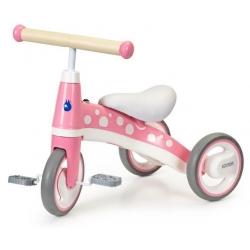 Mini triratukas su pedalais Pink Dots