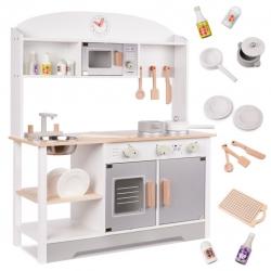 Medinė virtuvėlė su indaplvove Modern Classic