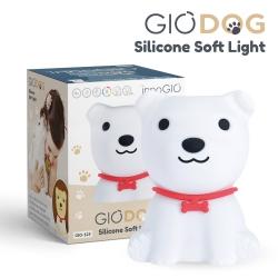 InnoGio naktinė lemputė GIO Dog