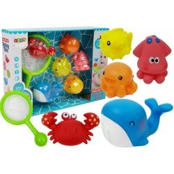Žaislai maudynėms su semtuvu Ocean