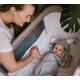 Pristatoma lovytė Alula su apsauga nuo uodų