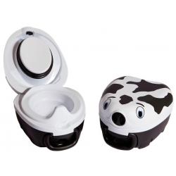 Nešiojamas naktipuodis My Carry Potty Cow