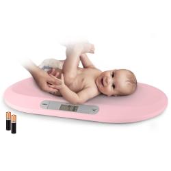 Kūdikių svarstyklės Berdsen Pink