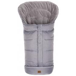 Vokelis-miegmaišis K2 Soft Pongee Grey Melange