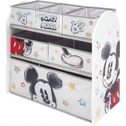 Žaislų lentyna Mickey Mouse White