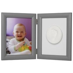 Dvigubas rėmelis įspaudams ir nuotraukai 13x18 cm.