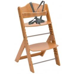 Medinė maitinimo kėdutė Max Natur
