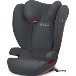 Cybex Solution B-Fix Steel Grey autokėdutė
