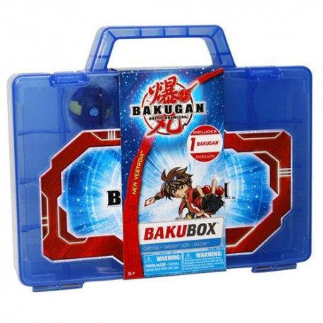 Bakugan dėžutė (be bakuganų)