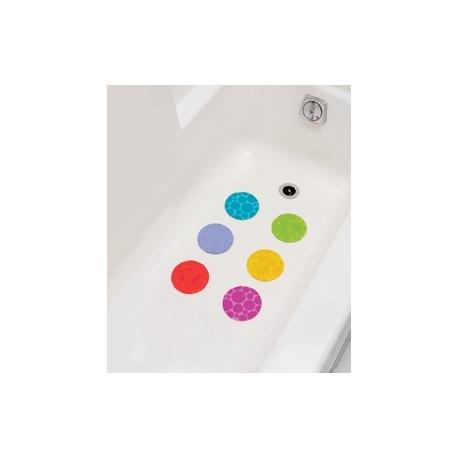 Munchkin neslidūs apskritimai voniai (6 vnt.)
