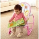 Fisher Price vibro kėdute – Infant to toddler rocker Bunnies