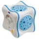 Chicco First Dreams Rainbow Blue Cube migdukas su projekcija