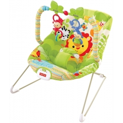 Fisher Price Rainforest vibro kėdutė