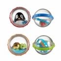 Munchkin vonios žaislas  Float & Play Bubbles