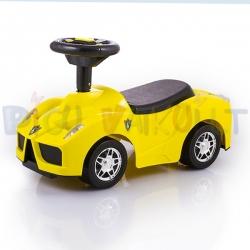 Mašinyte-paspirtukas Ferrari su garsais