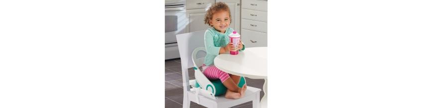 Kompaktiškos maitinimo kėdutės